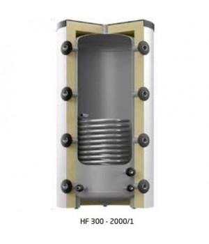 Буферная ёмкость Reflex Storatherm Heat HF 500/1 теплообменник серебро