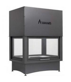 Камин A.CAMINETTI CRYSTAL 4D
