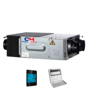 Припливно-витяжна установка Cooper&Hunter CH-HRV20K2